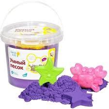 """<b>Набор</b> для детского <b>творчества</b> """"<b>Умный</b> песок"""", фиолетовый ..."""