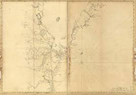Nautical Charts New England Coast Amazon Com Historic Map Map 1776 Coast Of New England From