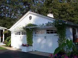 garage door arborDouble Car Two Door  ArborOriginal