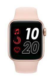AteşTech Akıllı Saat T500 Smart Watch Türkçe Menü Tam Dokunmatik - Açık  Pembe Fiyatı, Yorumları - TRENDYOL