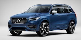 new car 2016 usaTexas Auto Writers Association Names Allnew Volvo XC90 RDesign
