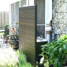 favorite resin outdoor privacy screen patio d3136554