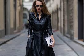 florence italy january 11 german fashion blogger and model alexandra lapp