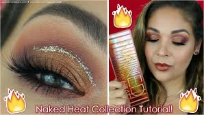 well as you can tell today s video is a makeup tutorial featuring the urban decay heat collection