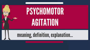what does psyctor agitation mean psyctor agitation meaning