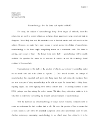 technology controversy essay