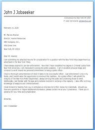 Probation Officer Resumes Cover Letter Writing Guide Probation Officer Resume Cover Letter For