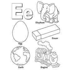 In case you don\'t find what you are looking for, use the top search bar to search again! Top 10 Free Printable Letter E Coloring Pages Online