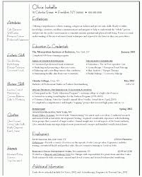 Cosmetologist Resume Templates Cosmetology S Saneme