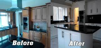 Kitchen Cabinet Refinishing Interior Design Ideas For Home Decor