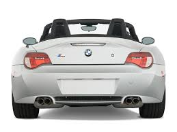 BMW 3 Series bmw z4m roadster : 2008 BMW Z4 M Roadster - BMW Roadster Review - Automobile Magazine