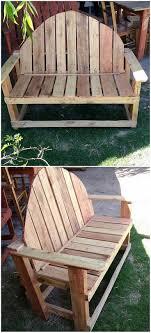 Best 25+ Pallet garden benches ideas on Pinterest | Garden ideas .