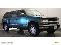 1994 Chevrolet C/K K1500 Z71 Extended Cab 4x4 in Light Quasar Blue ...