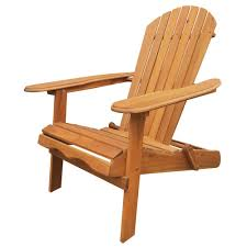 adirondack chairs. Leigh Country Natural Folding Adirondack Chair Chairs