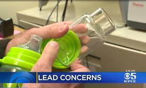 lead found in sippy cup