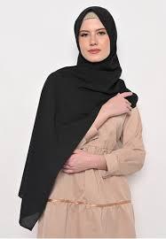 Tutorial Hijab Pashmina Simple Untuk Remaja