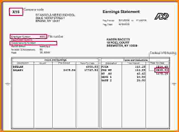 Free Paycheck Stubs Pay Stub Template Free Template Business