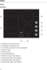 Kullanım Kılavuzu ve Montaj Talimatı İnduksiyonlu Cam Seramik-Ocaklar - PDF  Ücretsiz indirin
