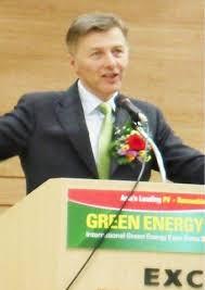 """Gaetan Borgers, """"태양에너지 개발에 중요한 것은 소재의 선택"""" - 뉴스와이어"""