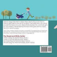 My Crazy Dog My Narrative Essay The Read And Write Series Book 3