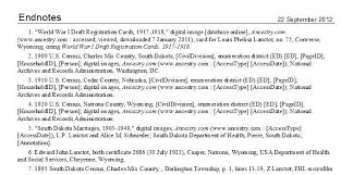 endnotes for an essay examples of footnotes in an essay
