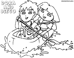 Diego Coloring Pages2 For Page Coloring Pages