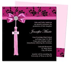 sample graduation invitations graduation invitation templates afoodaffair me