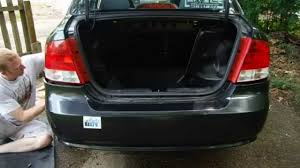 How To Remove and Install Chevy Aveo Rear Bumper Cover Part 1 ...