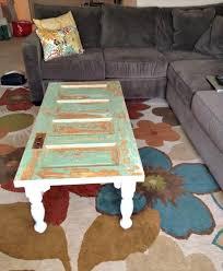 best door coffee tables ideas on door table old with diy with old doors