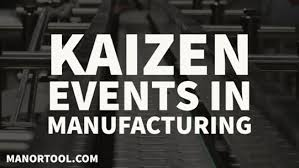 Kaizen Events For Process Improvement In Manufacturing Manor Tool