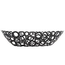 Long Decorative Bowl Hosleys Decorative Bowls Iron Ring Decorate Bowl 60quot Long eBay 23