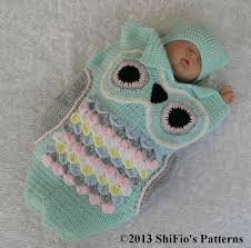 Free Owl Cocoon Crochet Pattern Interesting 48 Adorable Crochet And Knitted Baby Cocoon Patterns