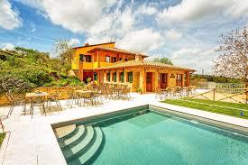 Villa Amadeo Luxus Ferienhaus In Montaione Im Chianti In Der