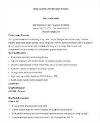 Graphic Designer Resume Objective. Graphic Design Resume Example ...