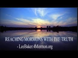 reaching mormons the truth using the mormon church essays reaching mormons the truth using the mormon church essays