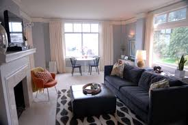 dark furniture living room. Eclectic Living Room Pacific Heights Apartment Dark Furniture Houzz