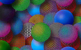Neon Balls Hintergrundbilder voll Hd ...
