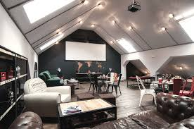 office coffee shop. Lovely Attic The Essence Of A Coffee Shop Captured In An IT Office: [e Office