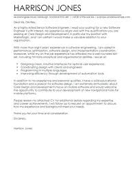 Proper Cover Letter Example Personal Assistant Cover Letter Examples