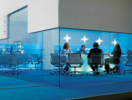 office blue. Office Design \u2013 The Modern Interior Of JWT Agency | Founterior Blue