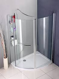 1150 x 800mm walk in pivot shower enclosure door cubicle stone tray a89 6174084171315
