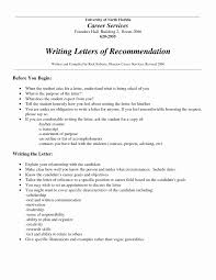 Letter Of Recommendation For Employee Sample Job Letter Of Recommendation Write An Employee Recommendation Letter