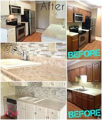 Painting Kitchen Tile Backsplash Plans New Decoration
