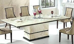 marble top round dining table design the benefits for with plans 15 wrought iron dining table