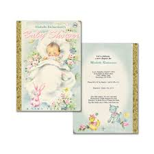 Rifle Paper Co  RIFLE Blog  Bookthemed Invitations For Martha Library Themed Baby Shower Invitations