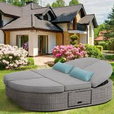 <b>Outdoor</b> Daybeds - <b>Outdoor Lounge Furniture</b> - The Home Depot