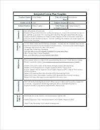 Differentiated Instruction Lesson Plan Template Differentiated Instruction Lesson Plan Template Example