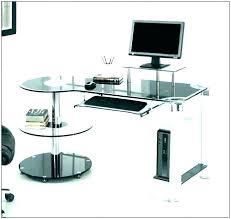l shaped glass computer desk silver computer desk modern computer desk glass computer desk glass l shaped glass computer desk
