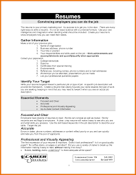 11 Right Form Of Making A Resume Or Cv Budget Reporting