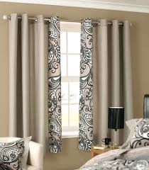 dining room curtains casual curtain ideas bed bath and beyond
